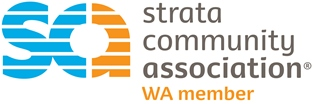 Dominion Strata Management Perth Strata Association Logo